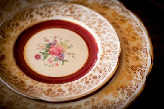 Auberge Mr. James: Dishes