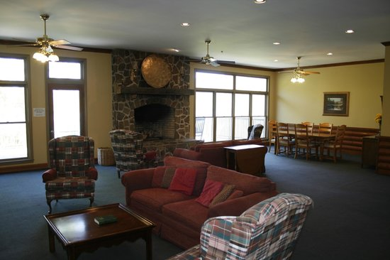 Lake Chatuge Lodge: Presidential Meeting Room