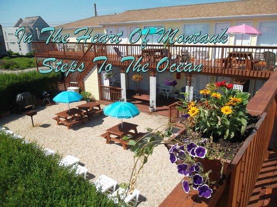 The Ocean Resort Inn: 2nd floor Balcony