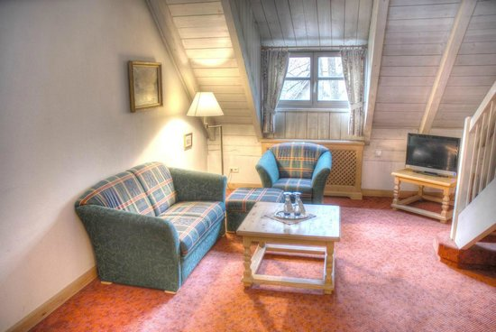 Hotel Insel Muehle: Junior Suite