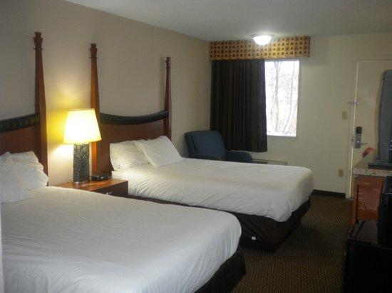 Dunes Inn Michigan City Hotel : Standard Double Room