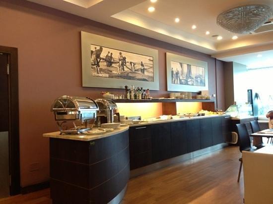 Hotel Select Suites & Spa: sala pranzo