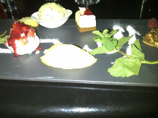 Bô & Zin : dessert