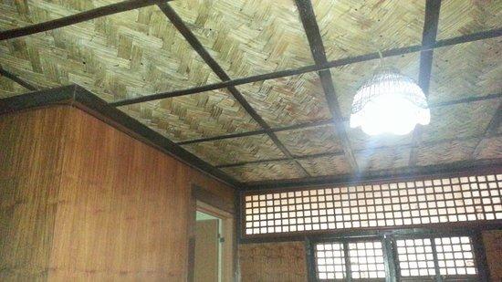 Amity Hotel : Nice ceiling