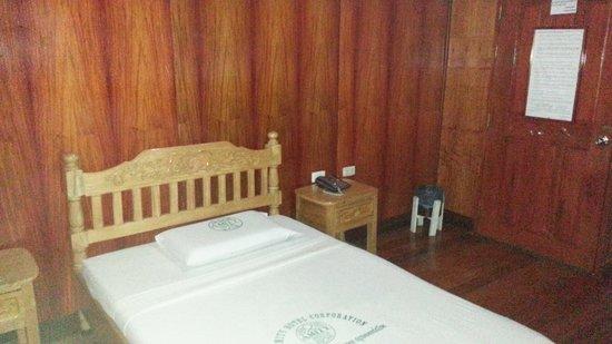 Amity Hotel : Nice comfy bed
