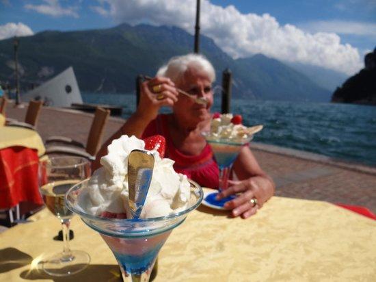 Grand Hotel Liberty: have a beautiful icecream