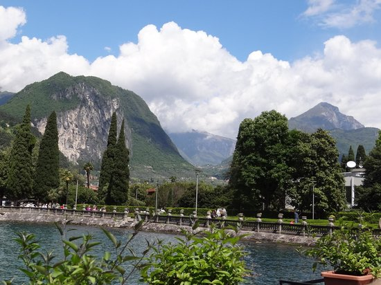 Grand Hotel Liberty: the views at the lake are stunning