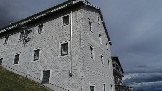 Schafbergspitze Hotel: Hotel