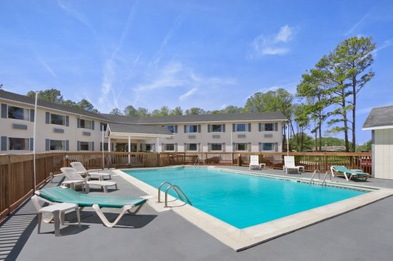 Days Inn Chincoteague Island: Pool
