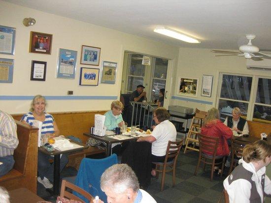 dining room maine diner wells me foto de maine diner dining room portland me postcard