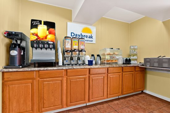 Days Inn Chincoteague Island: Breakfast