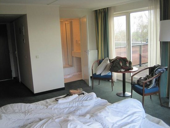 Grand Hotel Amstelveen: room