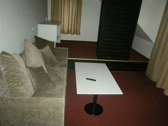 Hotel Posada Vidraru: suite
