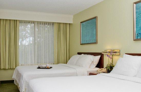 Springhill Suites Sarasota Bradenton: Double Double Suite