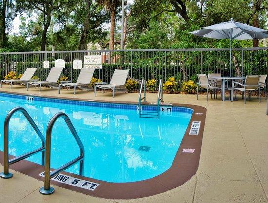 Springhill Suites Sarasota Bradenton: Outdoor Pool