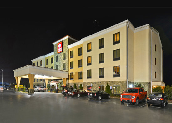 Comfort Suites Commerce: Comfort Suites