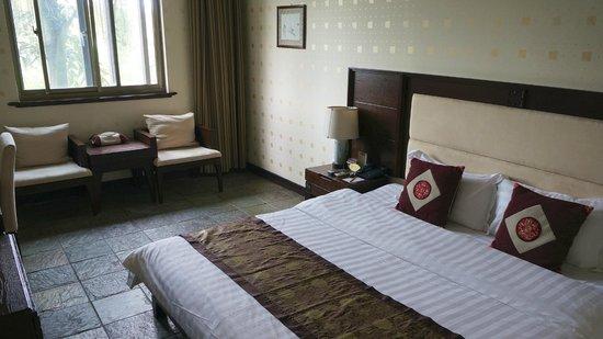 Jing Guan Ming Lou Museum Hotel: room