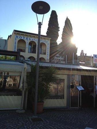Hotel Miralago Aufnahme