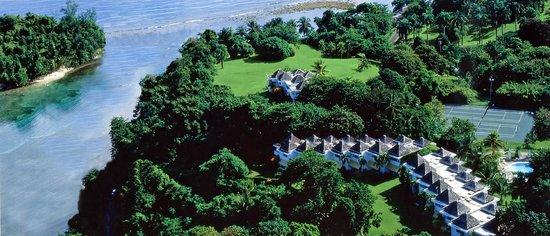 Goblin Hill Villas at San San: 12 lush acres