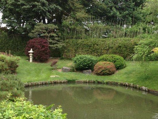 Japanese Garden Picture Of Missouri Botanical Garden