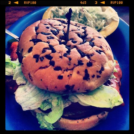 Frenchy's Original Cafe: Buffalo Grouper Sandwich