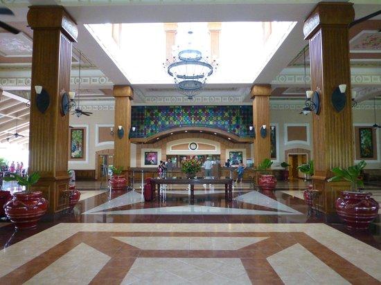 Hotel Riu Montego Bay: Reception, free Wi-Fi