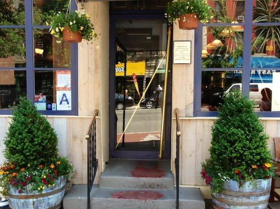 Jubilee NYC - entrance