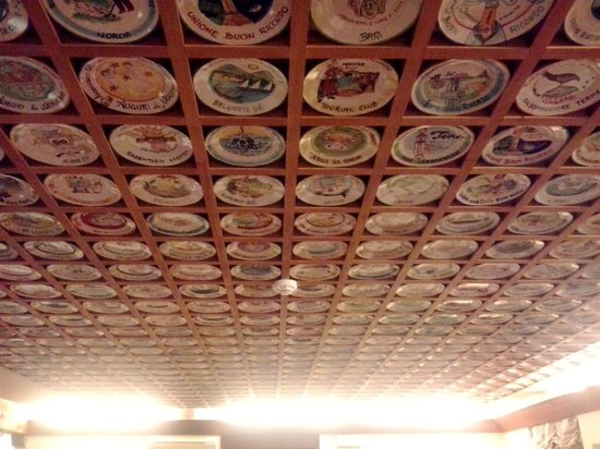 Best Western Hotel La' Di Moret: soffitto