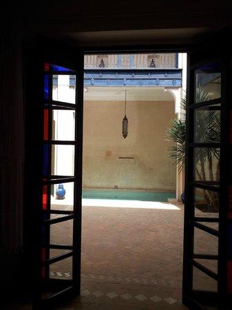 Hotel & Spa Riad Dar Sara: Plunge Pool