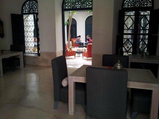 Hotel & Spa Riad Dar Sara: Dining