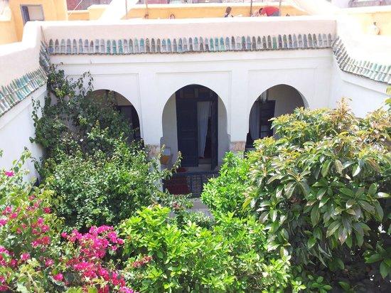 Hotel & Spa Riad Dar Sara: Rooftop view