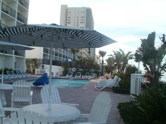 pool area was niiice picture of days inn by wyndham. Black Bedroom Furniture Sets. Home Design Ideas