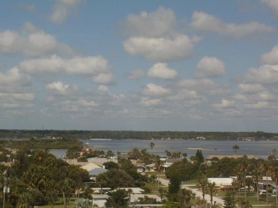 Days Inn Daytona Oceanfront: amazing view