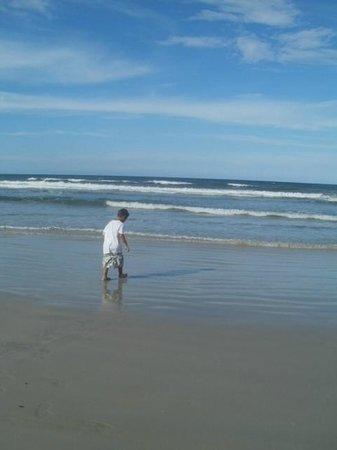 Days Inn Daytona Oceanfront: having some fun