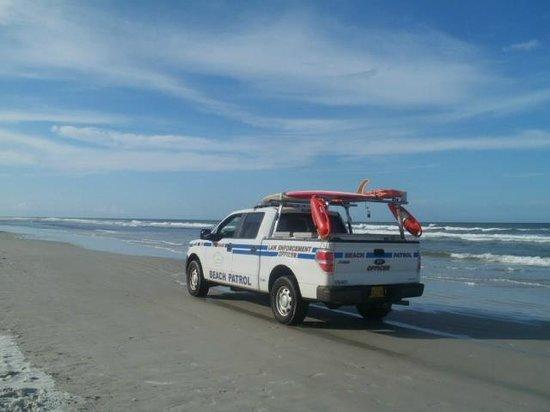 Days Inn Daytona Oceanfront: safety comes first
