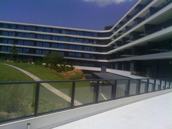 Alvor Baia Hotel Apartamento: Cuidadísimo