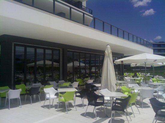 Alvor Baia Resort Hotel: Buena organización