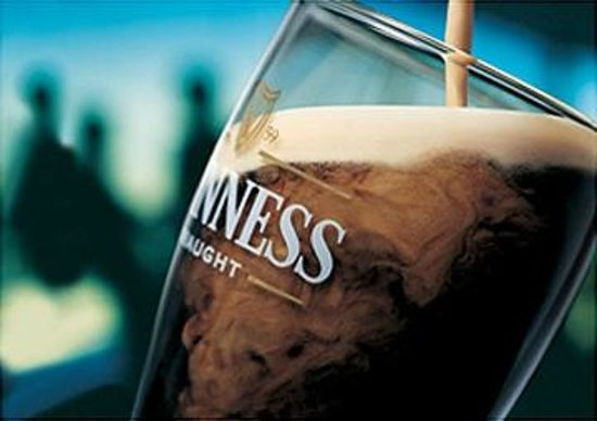 Missiva Pub Osteria & Birreria: Guinness Pub