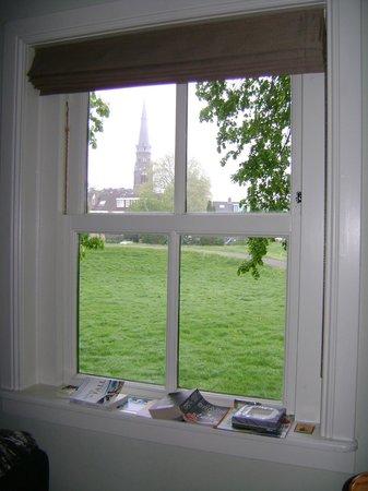 Sint Nicolaashoeve: View from 'De Boerenknecht' apartment