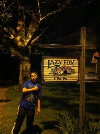 Lazy Fox Inn: Sweet