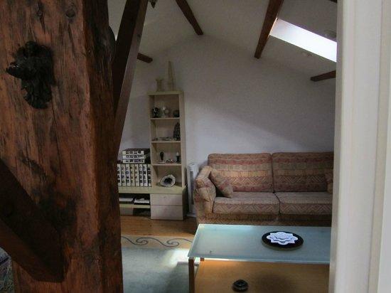 La Maison Koantic : Chambre familiale / Le Loft