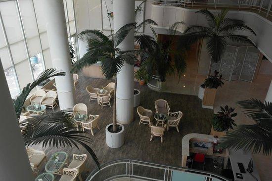 Hotel Hana: Lobby