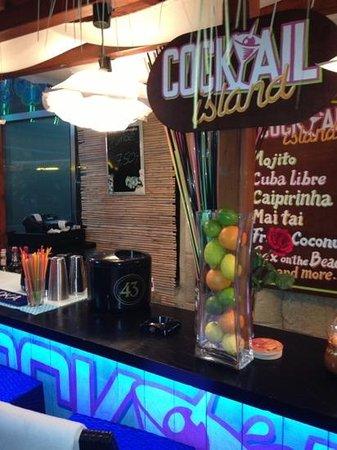 Cocktail Island Palma de Mallorca: Bar