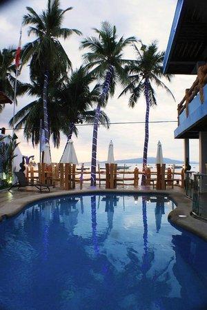 Montani Beach Resort : Room 24 Overlooking View