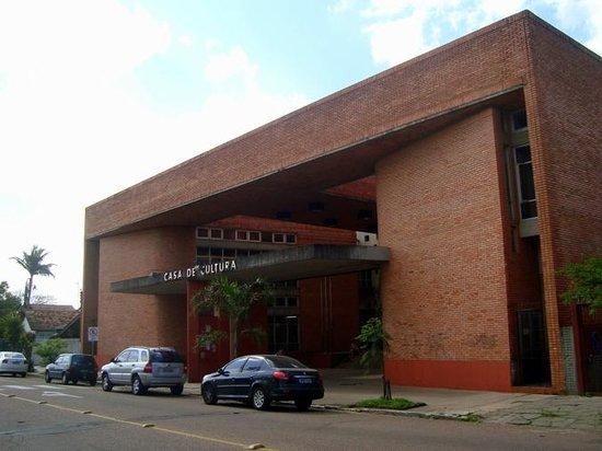 Casa de Cultura de Esteio - Theater