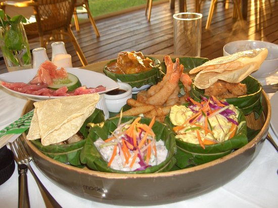 Avarua, Cook Islands: Seafood Platter