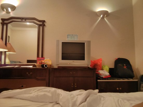 Halong Pearl Hotel : tv