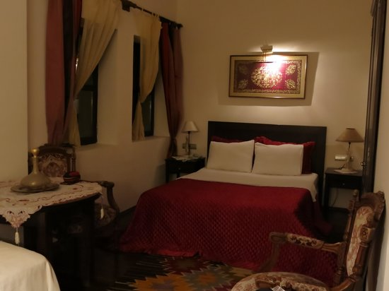 Hadrianus Boutique Hotel : Large upstairs bedroom