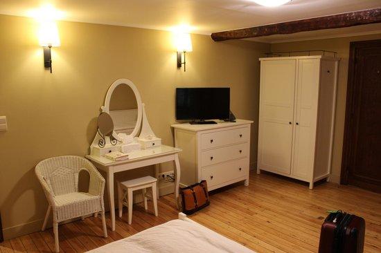 L'Auberge de Bouvignes: Room interior