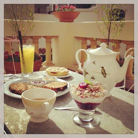 Regalarse empezar bien la semana. Regalarse un momento. Desayunar en Espiria.